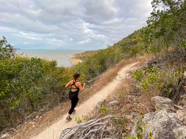 Trail Running in Townsville